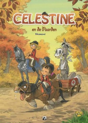 Celestine en de paarden Blikesemsnel