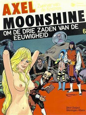 Axel Moonshine 6 - Om de drie zaden van de eeuwigheid