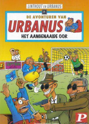 De avonturen van Urbanus - Het aangenaaide oor
