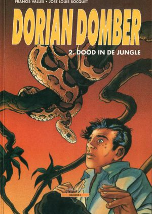 Dorian Domber 2 - Dood in de jungle (HC)