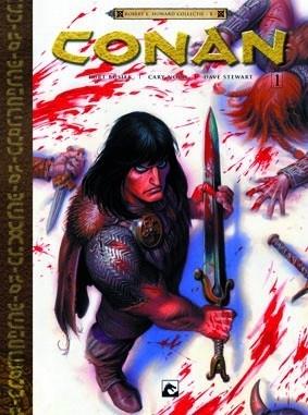 Conan 1 - De dochter van de ijsreus