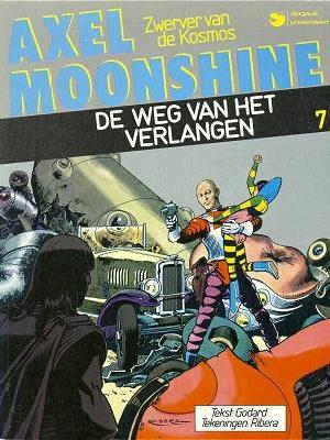 Axel Moonshine 7 - De weg van het verlangen