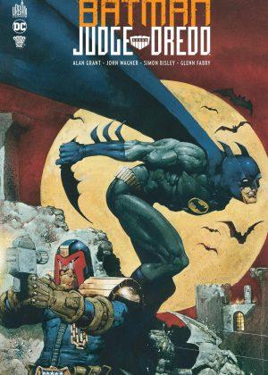 Judge Dredd 14 - Batman