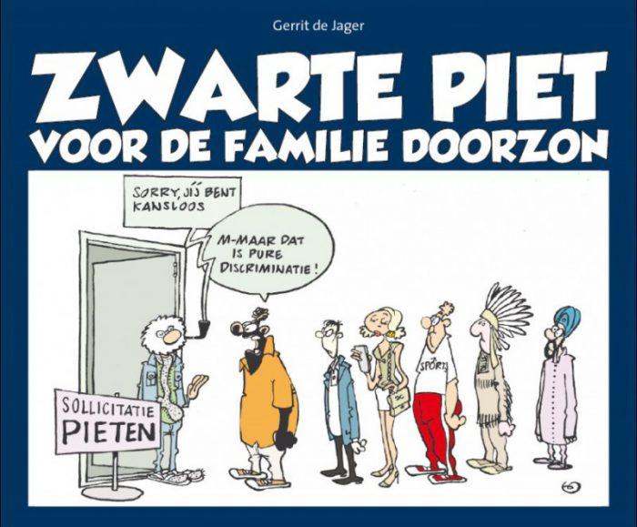 Familie Doorzon stripboeken
