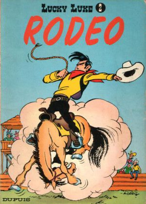 Lucky Luke 2 - Rodeo (2e Hands)