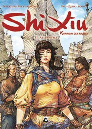 Shi Xiu 2 - Koningin der piraten