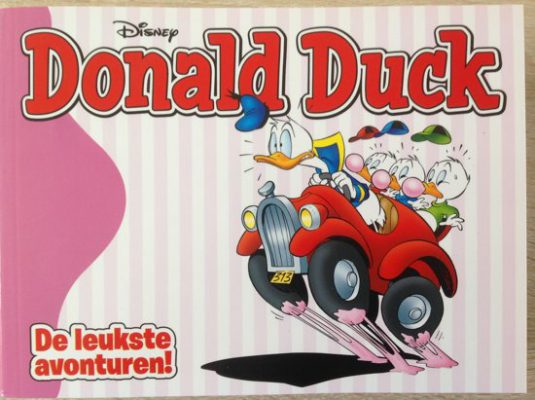 Donald Duck stripboek