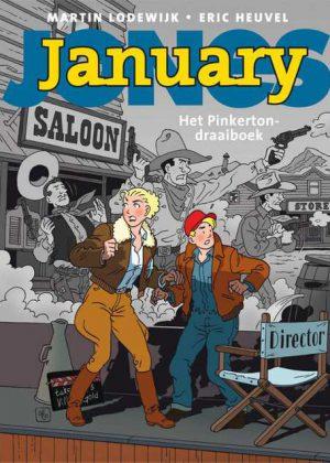 January Jones 4 - Het Pinkertondraaiboek