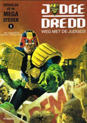 Judge Dredd 9 - Weg met de judges!