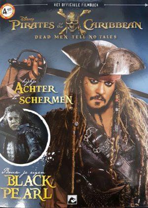 Pirates of the Caribbean - Filmstrip - Dead men tell no tales