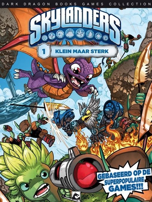 Skylanders 1 - Klein maar sterk (SC)