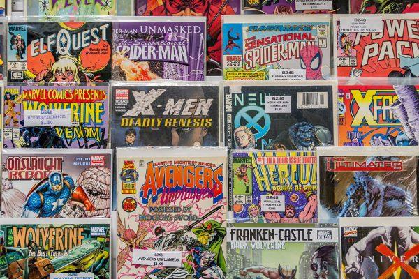 Comics kopen / bestellen