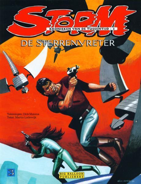 Storm 3 - De sterrenvreter