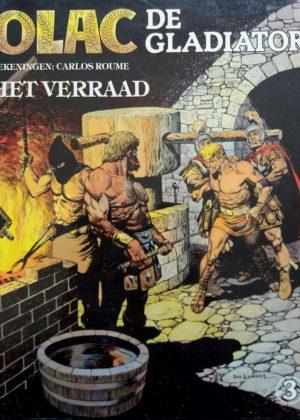 Olac de Gladiator 3 - Het Verraad