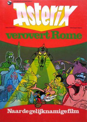 Asterix verovert Rome Filmboek (2e hands)