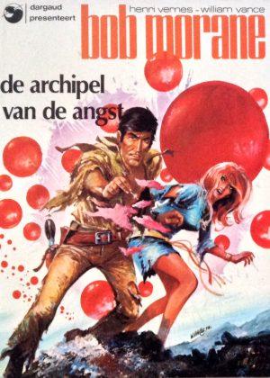 Bob Morane - De archipel van de angst