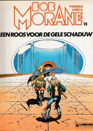 Bob Morane 15 - Een roos voor de gele schaduw