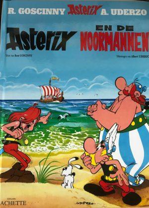 Asterix en de Noormannen (Hachette)
