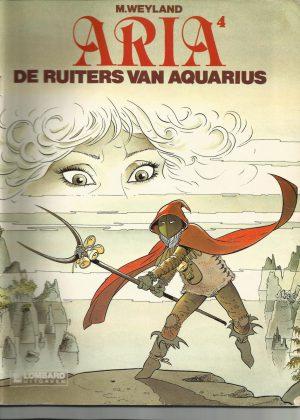 Aria 4 - De ruiters van Aquarius