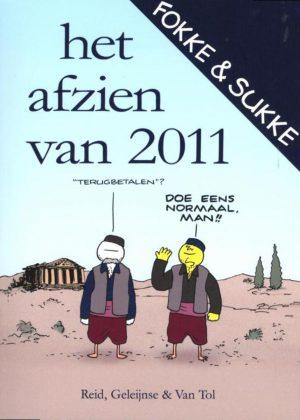 Fokke & Sukke - Het afzien van 2011
