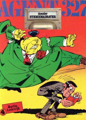 Agent 327 - Dossier stemkwadrater