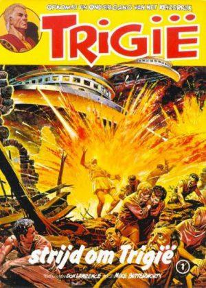 Trigië 1 - Strijd om Trigi (Oberon)