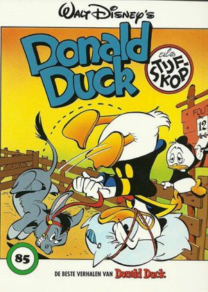 Donald Duck 85 – Als stijfkop