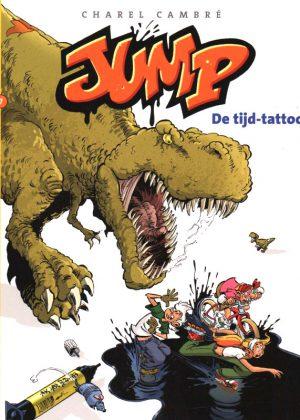 Jump - De tijd-tattoo