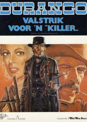 """Durango 3 - Valstrik voor 'n """"killer"""" (Hardcover)"""