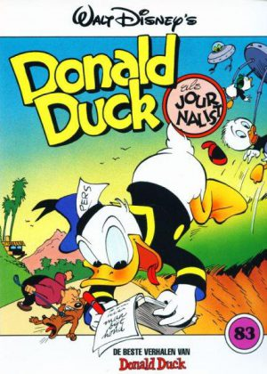 Donald Duck 83 – Als journalist