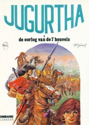 Jugurtha 5 - De oorlog van de 7 heuvels