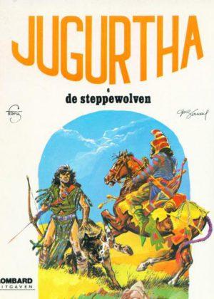 Jugurtha 6 - Steppewolven