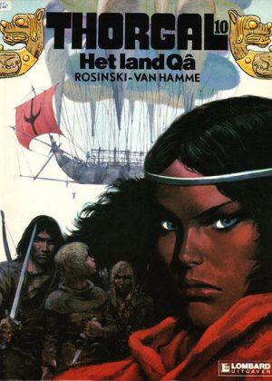 Thorgal 10 - Het land Qâ