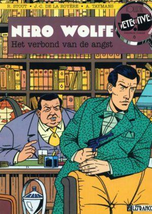 Nero Wolfe 1 - Het verbond van de angst