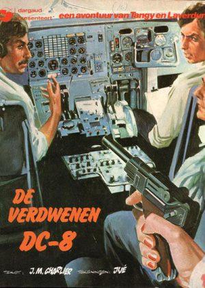 Tangy en Laverdure - De verdwenen DC-8 (1976)