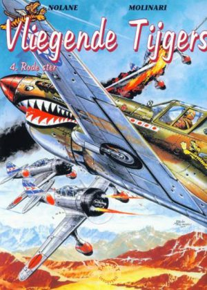 Vliegende tijgers 4 - Rode ster