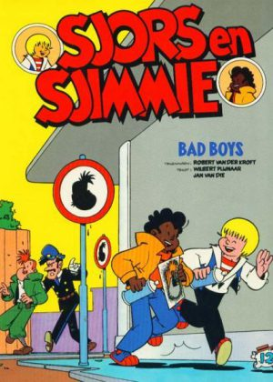 Sjors en Sjimmie 12 - Bad Boys