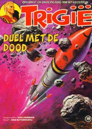 Trigië 19 - Duel met de dood