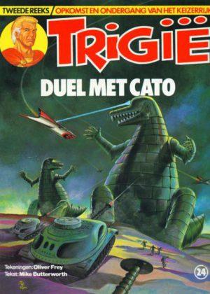 Trigië 24 - Duel met Cato