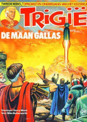 Trigië 29 - De maan Gallas