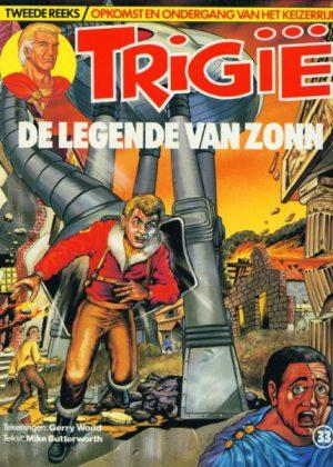 Trigië 33 - De legende van Zonn