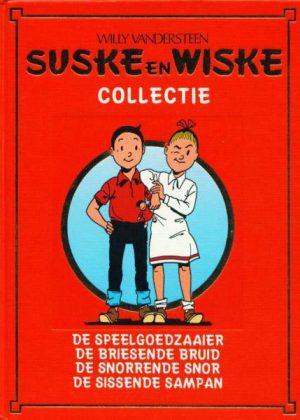 Suske en Wiske Collectie - De Speelgoedzaaier (HC)
