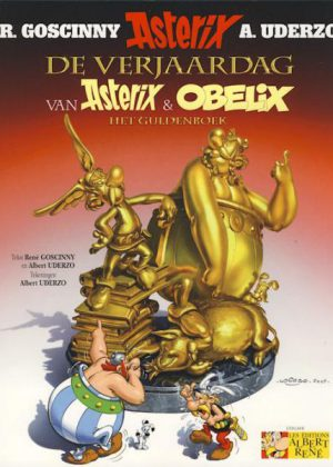 Asterix - De verjaardag van Asterix & Obelix