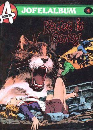 Anita jofel album 4 - Katten in oorlog