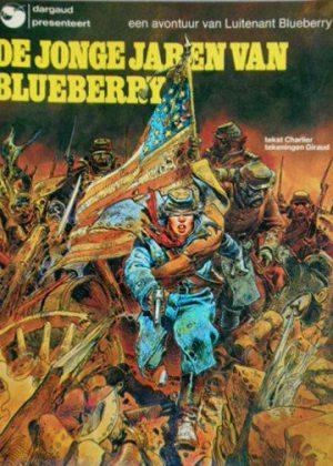 Luitenant Blueberry - De jonge jaren van Blueberry