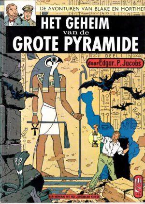 De avonturen van Blake en Mortimer - Het geheim van de grote pyramide (Deel 1)