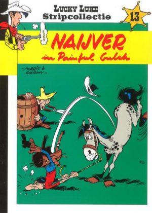 Lucky Luke Stripcollectie 13 - Naijver in Painful Gulch