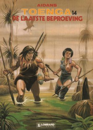 Toenga - De laatste beproeving (1e druk 1985)