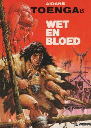 Toenga - Wet en bloed (1e druk 1986)