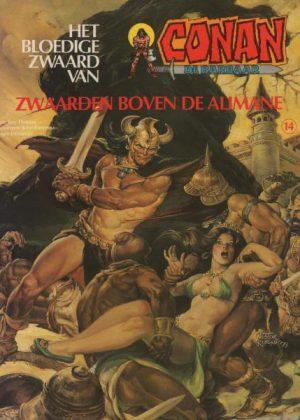 Conan 14 - Zwaarden boven de Alimane